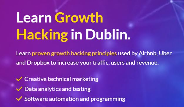 Fresh Approaches by Dutch Growth Hackers to boost businesses fast, coming to Dublin