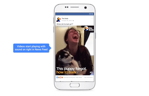 Facebook Rolls Out Major Video Updates: This Week in Social Media