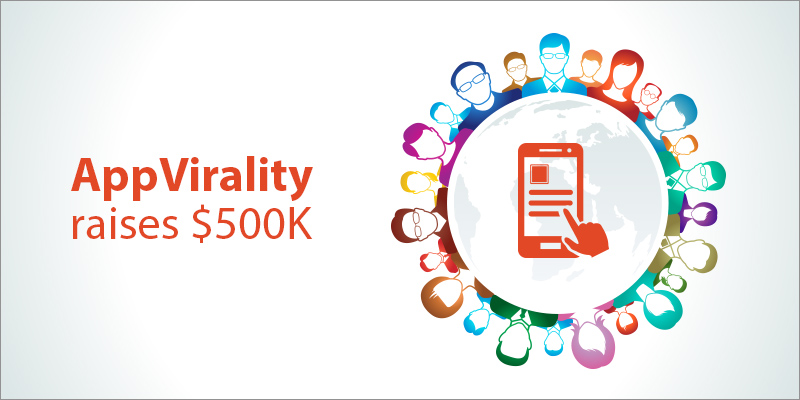 Mobile growth hacking startup, AppVirality gets a $500K boost from Rajan Anandan, Bikky Khosla, and Click-Labs