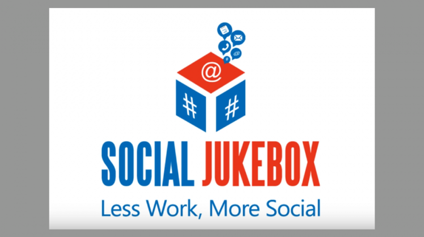 Social Jukebox Provides Alternative to Hootsuite, Edgar