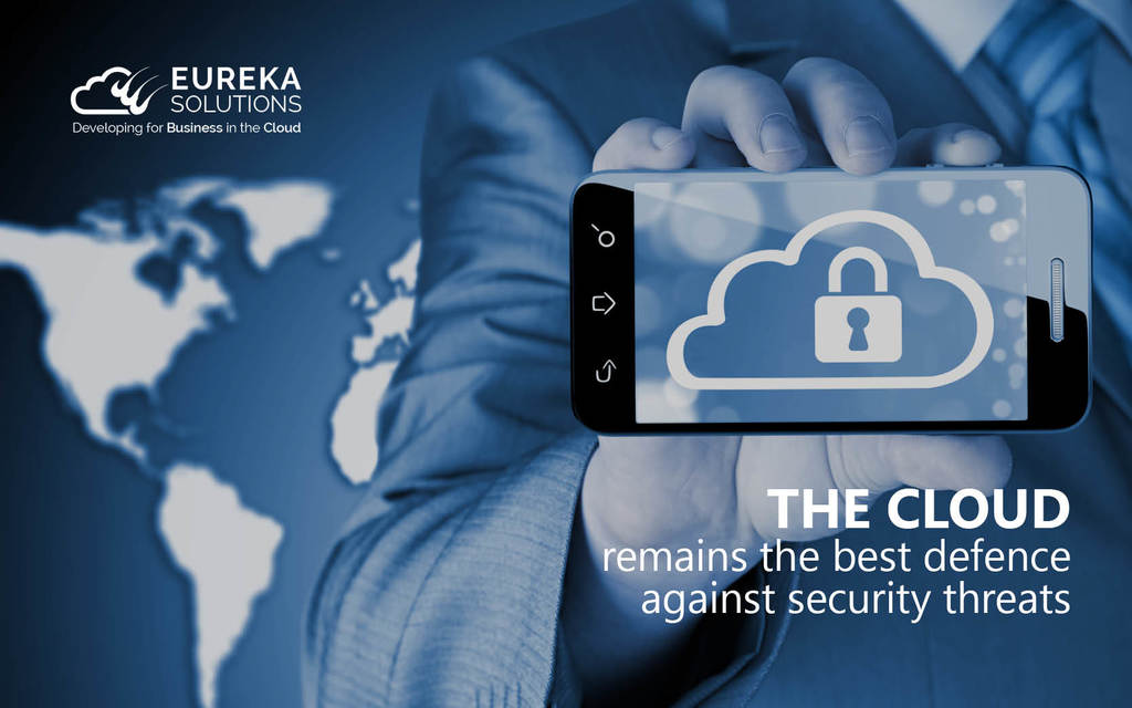 The Cloud Remains the Best Defence Against Security Threats