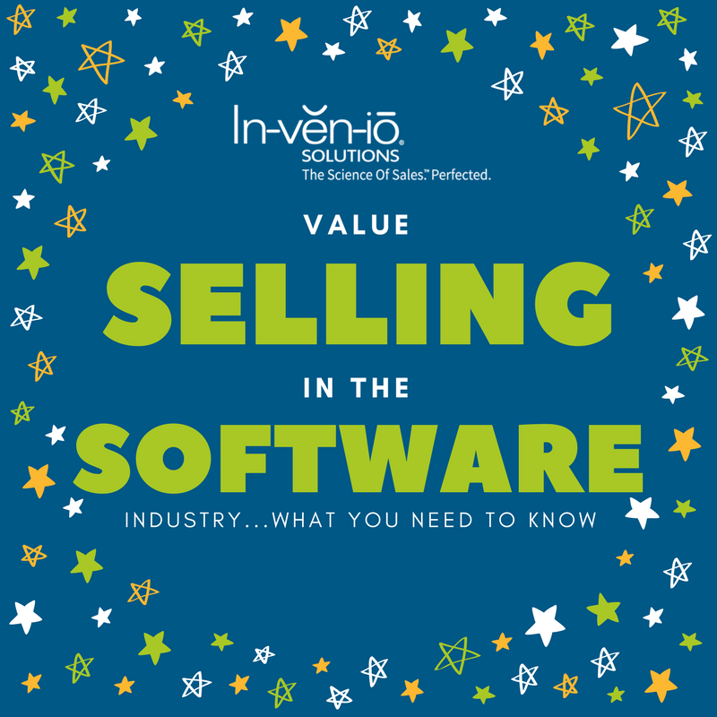 Value Selling in the Software Industry: What You Need to Know