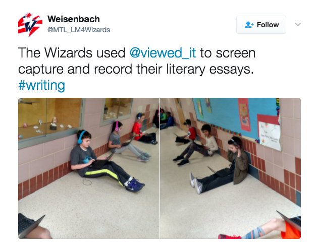 20 Amazing Ways to Use ViewedIt Screen Recording and Webcam Videos