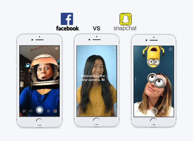 Facebook's Camera Update Confirms Snapping Is The Future