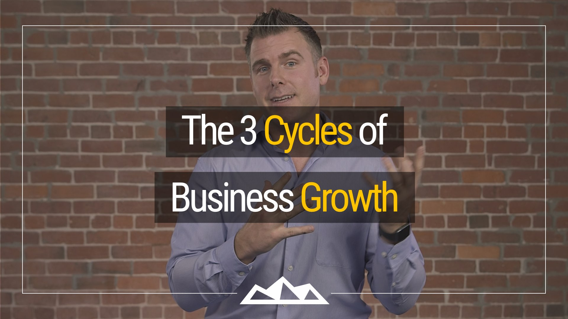 The 3 Cycles of Business Growth: Top Line, Cost Control, Market Reach