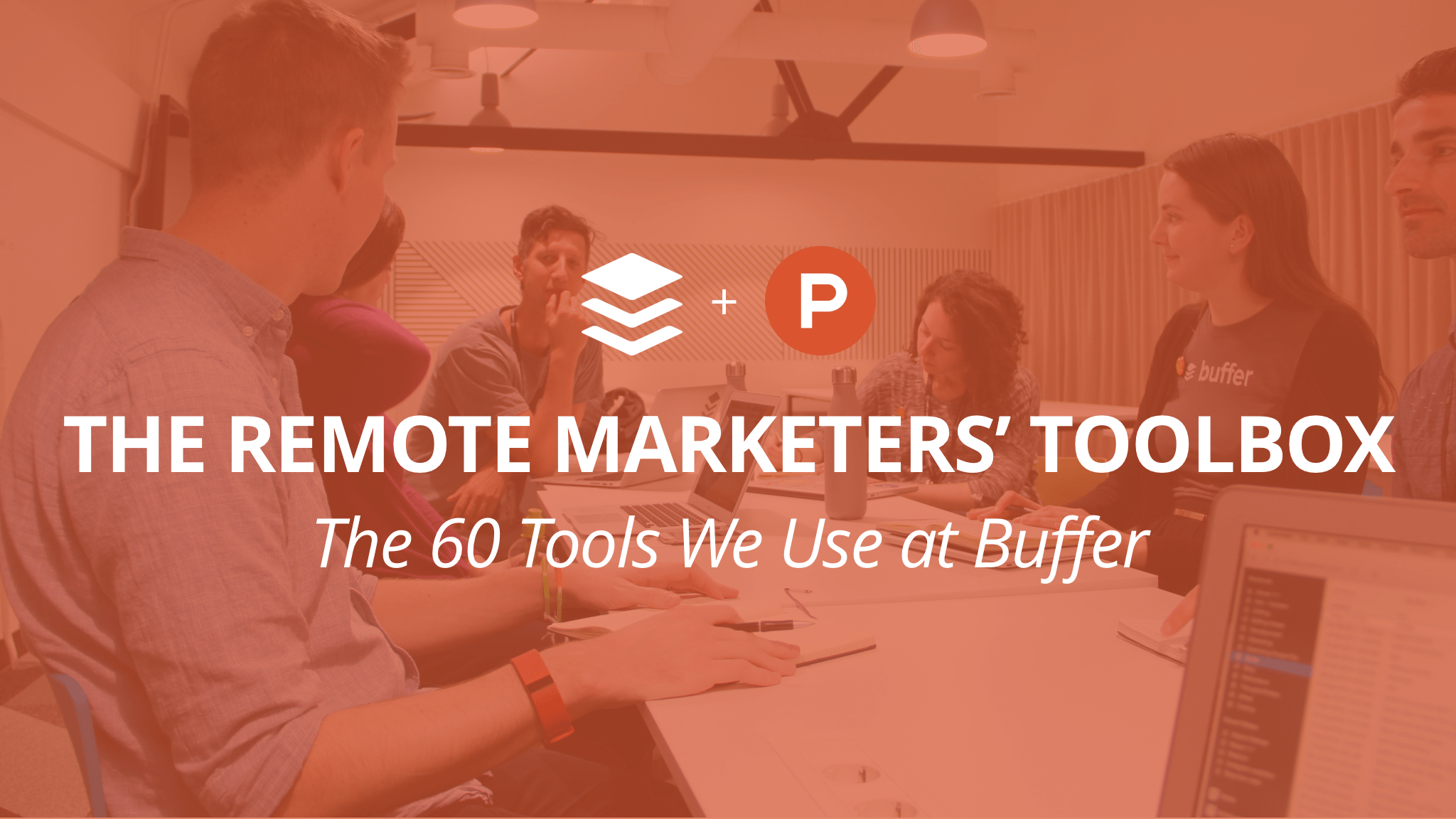 The Marketer's Toolbox: The 60 Marketing Tools We Use at Buffer