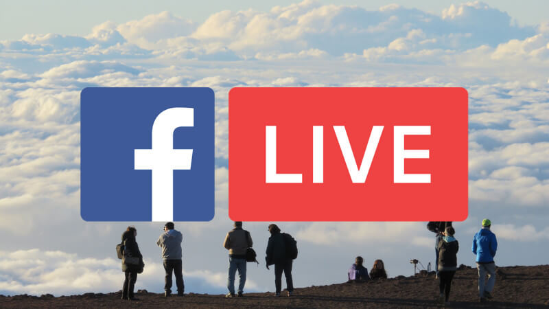 Facebook enables all Pages to add guests to Live broadcasts on iOS
