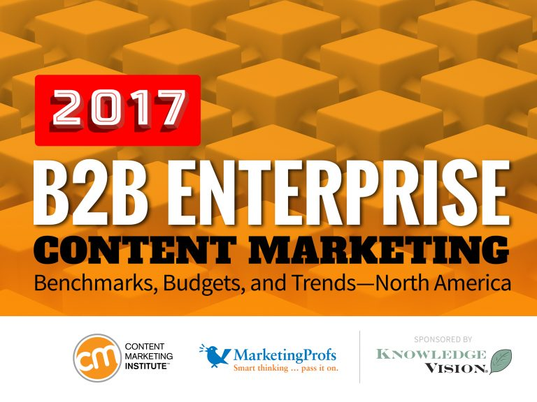 Time for B2B Enterprise Marketers to Get Focused on Their Audience vs. Their Brands [New Research]