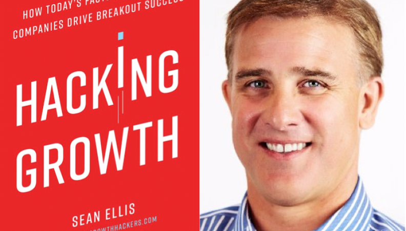 """Weekend Reading: """"Hacking Growth"""" by Sean Ellis"""