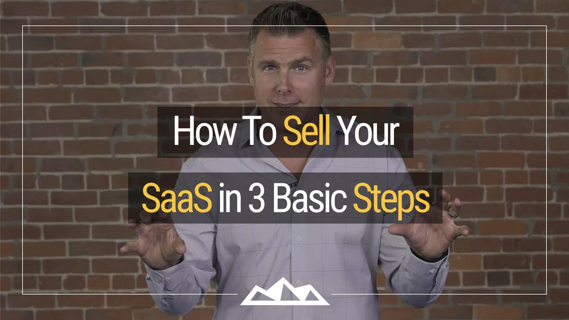 3 Basic Steps To Sell Anything