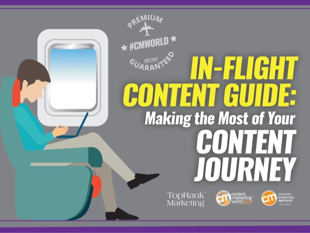 A content concierge: helping you get where you need to go