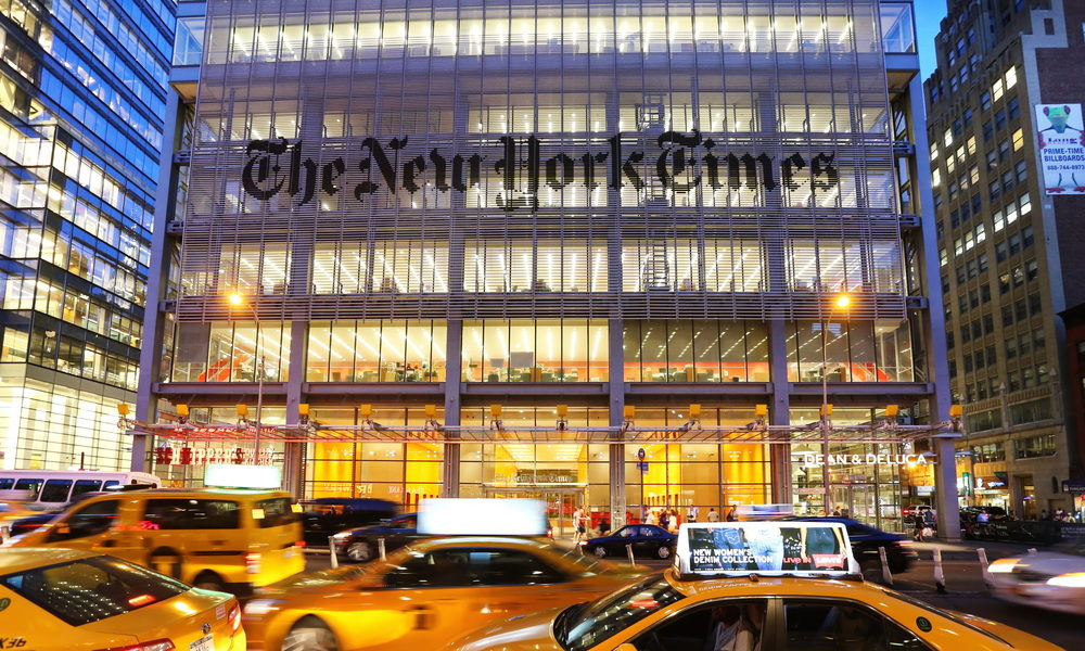 How The New York Times is Making News With Social Video