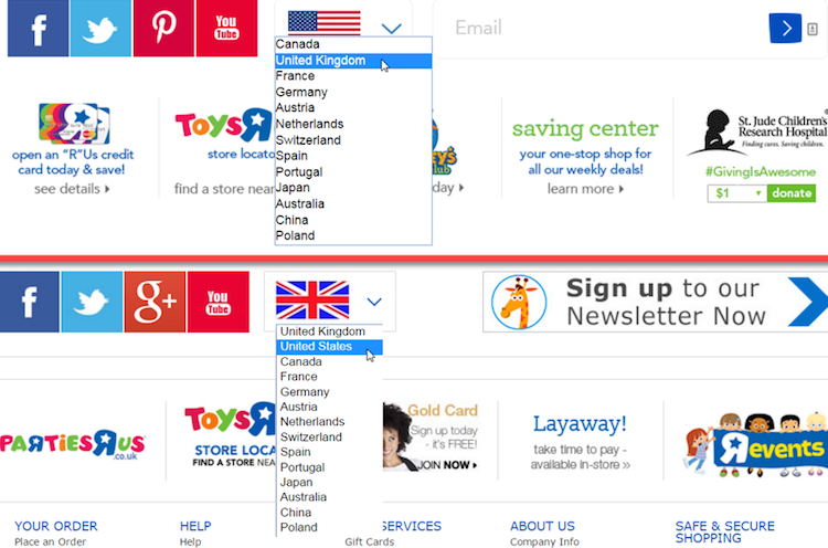 SEO: Harnessing Domain Authority across Multiple Websites