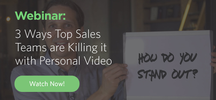 3 Sales Leaders Share Their Video Selling Secrets