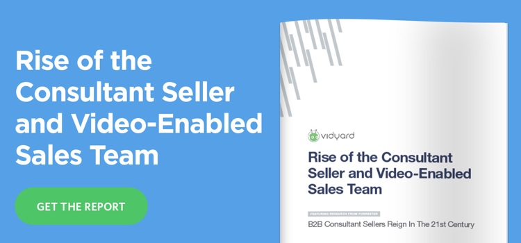 B2B Consultant Sellers are Changing Sales Forever