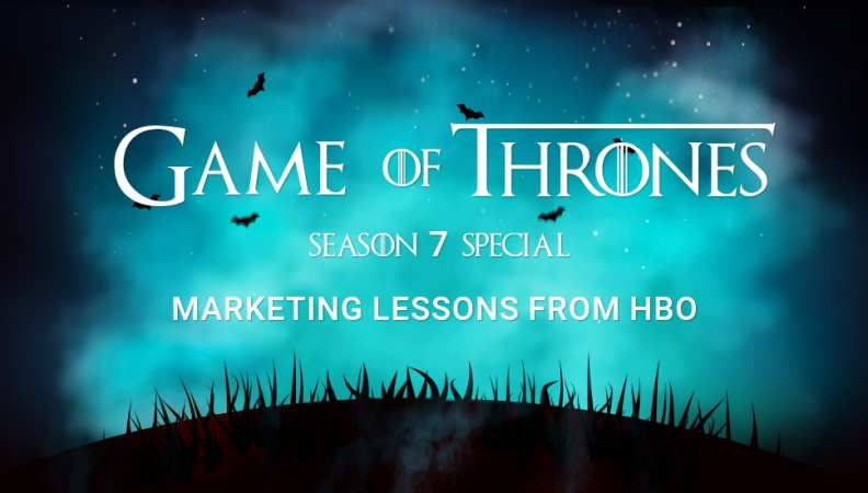 Game of Thrones Season 7 Special: Marketing Lessons from HBO