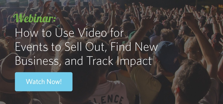 Hit Your Registration Targets and Drive Greater Event ROI with Video