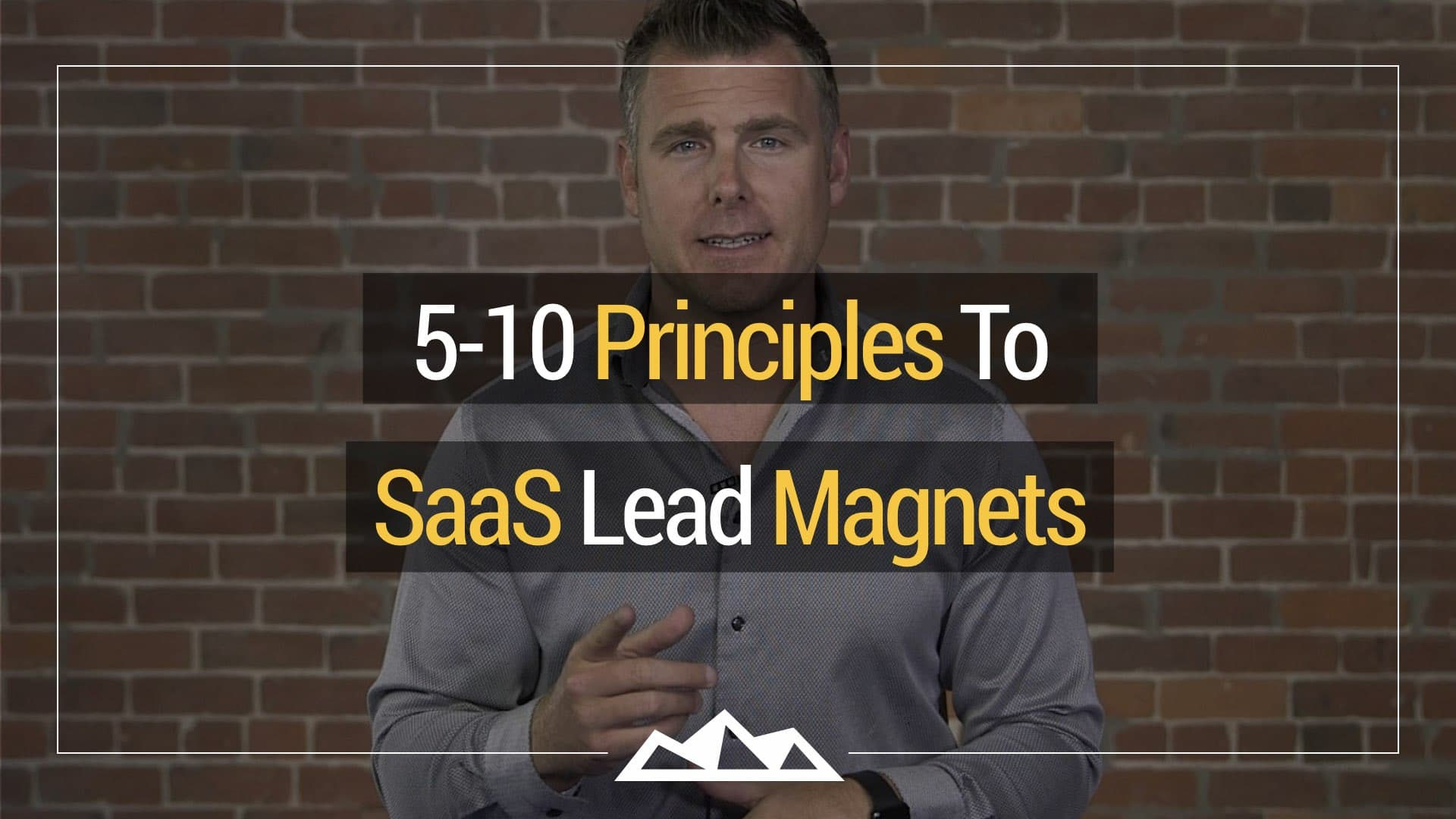 The 5-10 Principle for Creating High Converting SaaS Lead Magnets