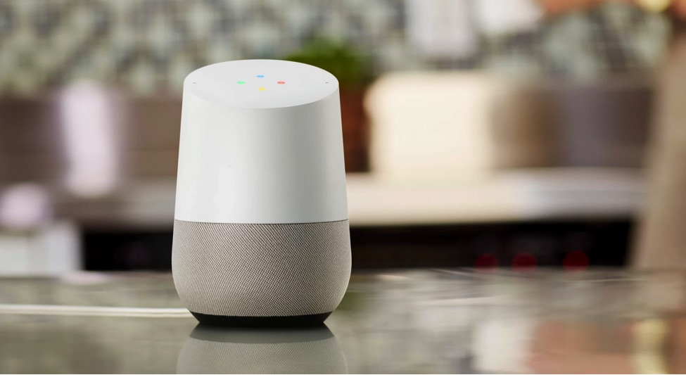 Using Google Home for Voice-enabled Shopping