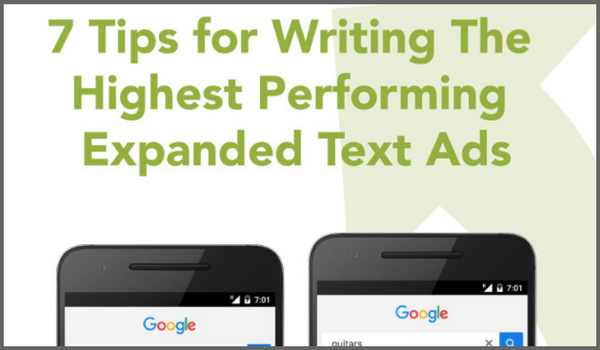 Digital Marketing News: Better Text Ads, Lifestyle Templates & AMP for AdWords