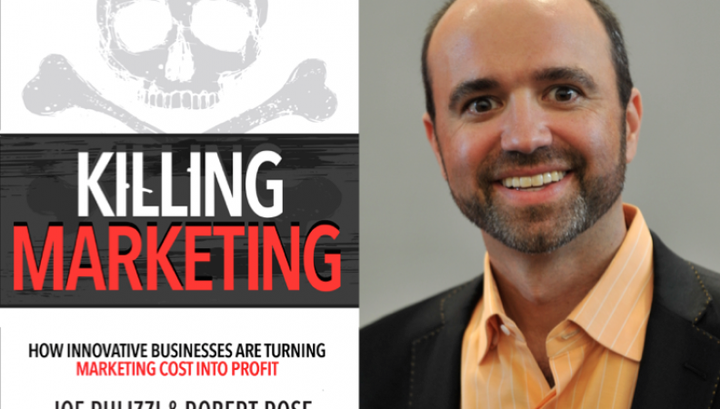"Weekend Reading: ""Killing Marketing"" by Joe Pulizzi"