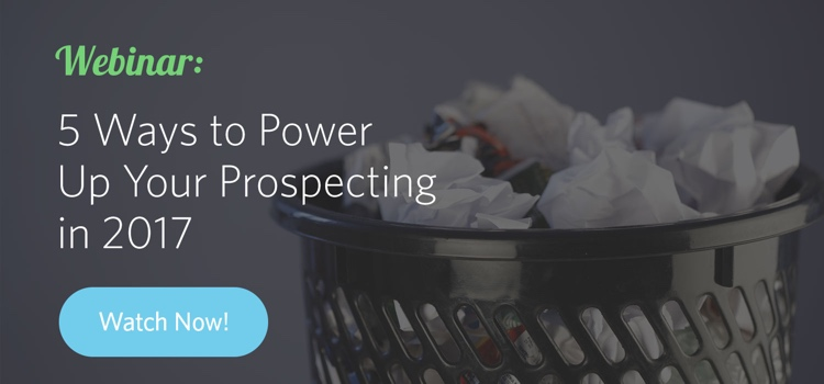 5 Techniques For Successful Sales Prospecting
