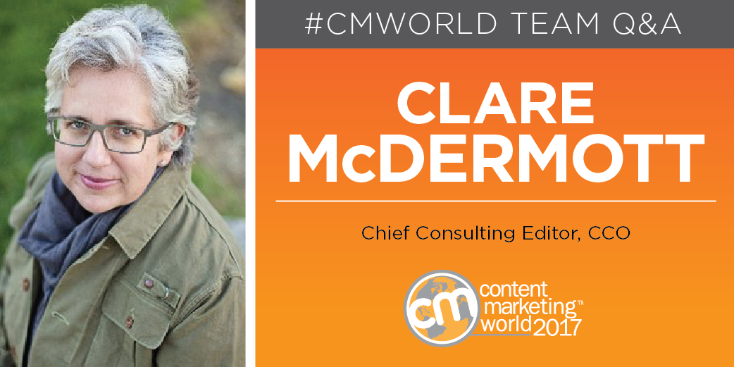Meet CMI Team Member: Clare McDermott