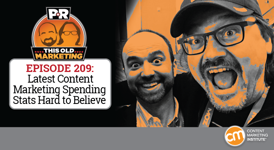 This Week in Content Marketing: Latest Content Marketing Spending Stats Hard to Believe