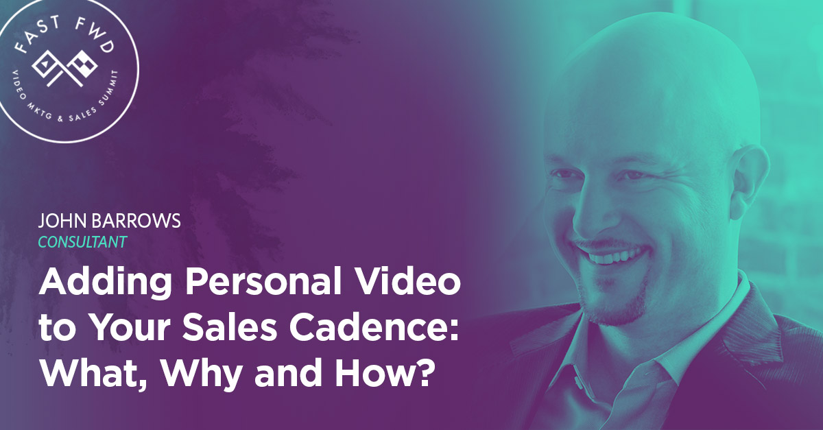 Why Video Selling is So Hot Featuring John Barrows and Morgan Ingram