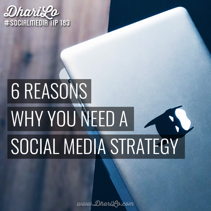 6 Reasons Your Social Media Strategy Isn't Working (& How To Fix It)