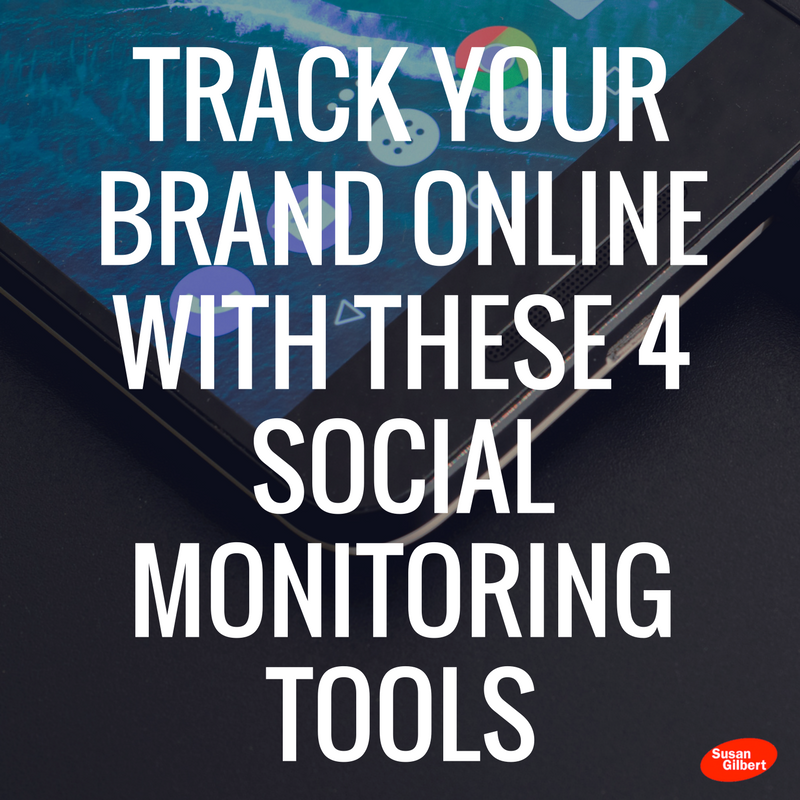 Track Your Brand Online With These 4 Social Monitoring Tools