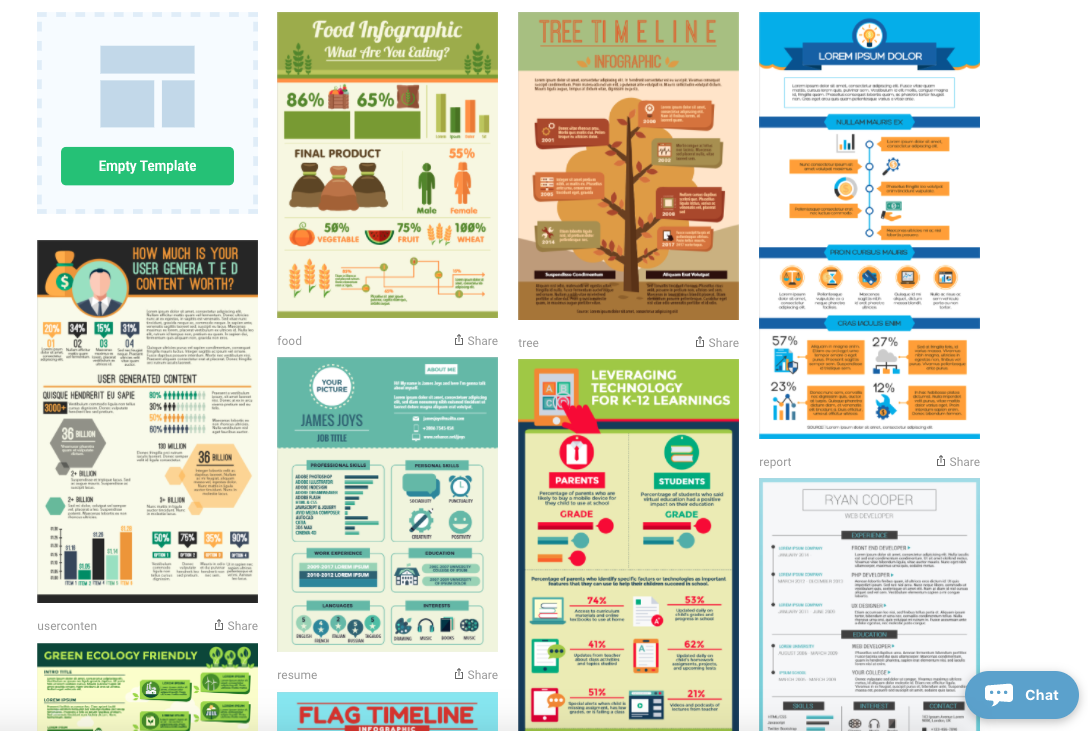 How to Enhance Your Content by Building Infographics with These 12 Tools