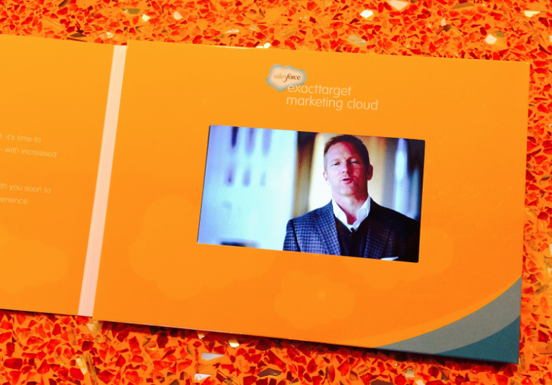 Video Marketing in Direct Mail: An Eye Catching Attention-getter