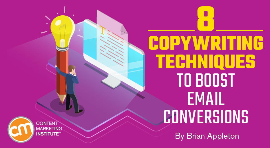8 Copywriting Techniques to Boost Email Conversions