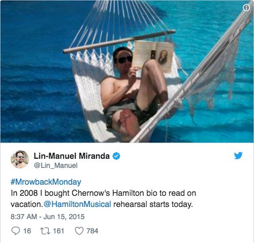 Hamilton: An American Growth Story