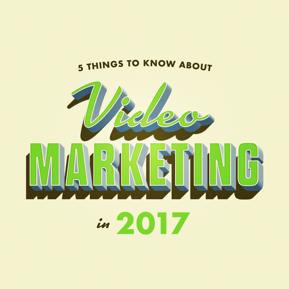 Episode 66: 5 Things to Know About Video Marketing in 2017