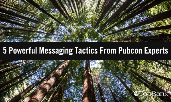 5 Powerful Messaging Tactics For 2019 And Beyond From Pubcon Experts