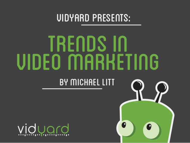 Current Trends in Video Marketing