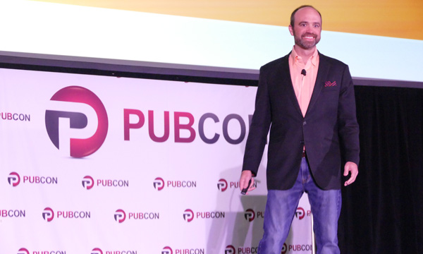 Joe Pulizzi Shares What it Takes to be a Content Brand at #Pubcon Pro