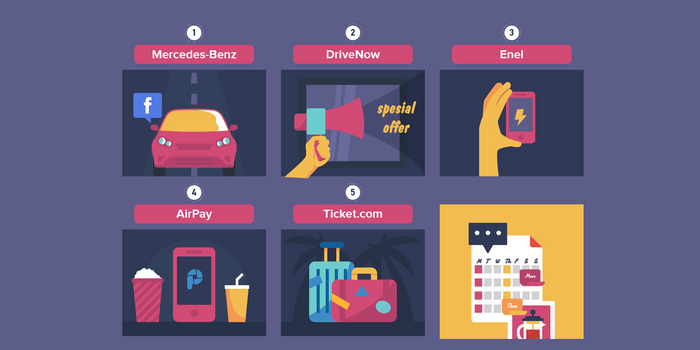 How 39 Major Businesses Use Instagram Stories (Infographic)