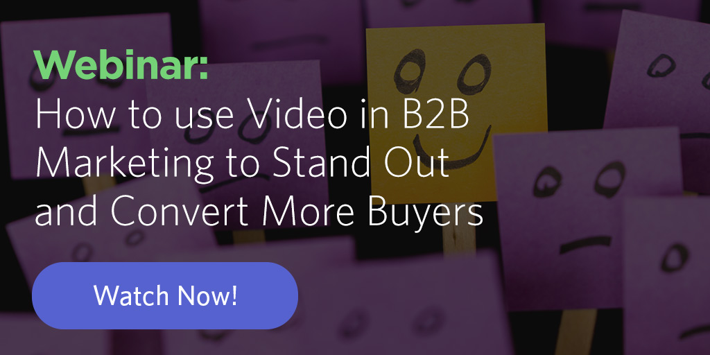 How buyer personas help you make better videos