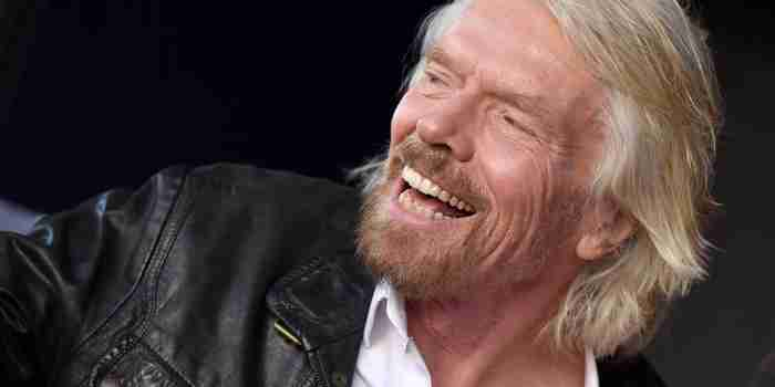 On a Scale of 1, Compared to Richard Branson, How Relatable Are You?