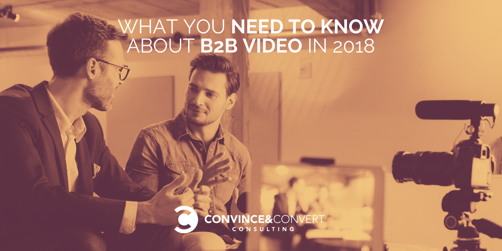 What You Need to Know About B2B Video in 2018
