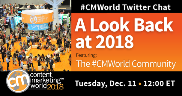 A Look Back at #CMWorld and 2018