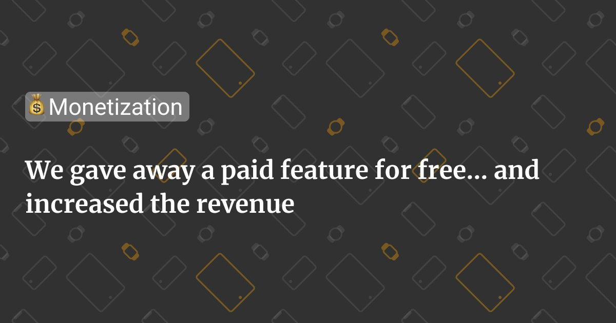 Getting the most out of Freemium