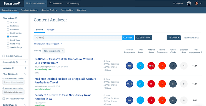 Helpful Tools to Find Shareable Content