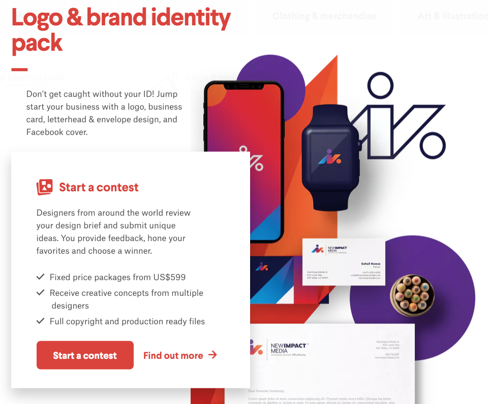 How to Develop Your First Brand Identity on a Budget