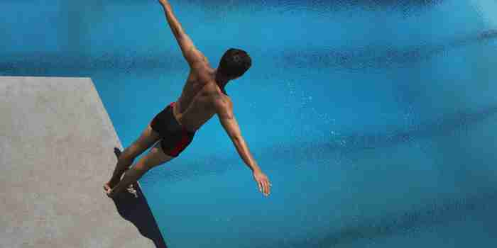 Dive In Headfirst or Get out of the Pool: Why Marketing Needs an 'All-in' Approach.