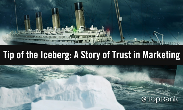 Tip of the Iceberg: A Story of Trust in Marketing as Told by Statistics