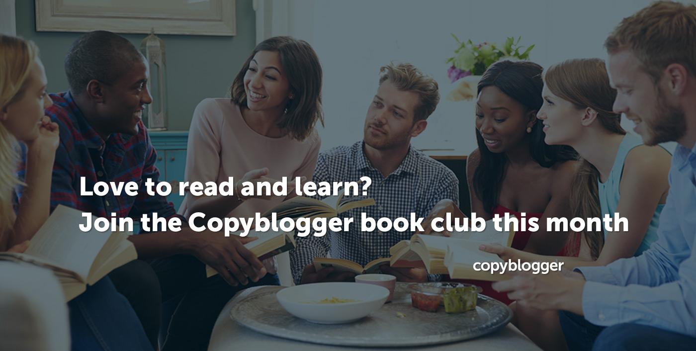 Copyblogger Book Club: Master Content Strategy